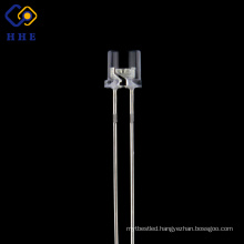 high quality 5mm flat top led 850nm IR water clear