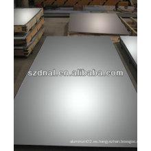3105 H18 hoja / tira de aluminio con precio bajo