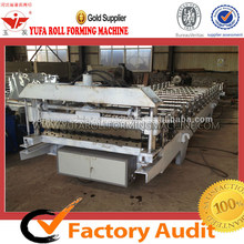 High quality Color Coated Steel Roof Tile Making Machine