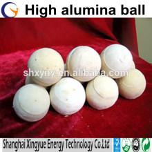 92% high alumina ball 40-60mm for ceramic ball milling machinary