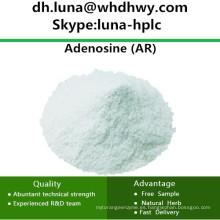 Suministro de China CAS: 58-61-7 Neurotransmisor Inhibitorio Adenosina (AR)