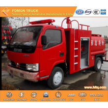 DONGFENG fire-extinguishing water tanker
