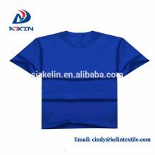 China atacado simples camiseta feita sob encomenda para homens