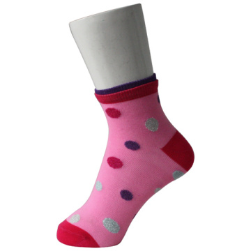 Ankle Girl's Socks Cotton