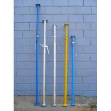 Réglage de l'aimant d'échafaudage en acier Support de support vertical