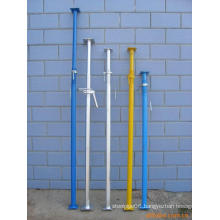 Adjusting Steel Scaffolding Jack Vertical Pipe Support Prop