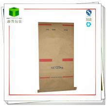 Seam Bottom Papier Kunststoff Composite Tasche für Engineering Kunststoff 25kg