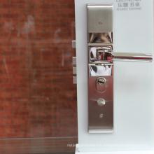 Fournir toutes sortes de serrure de porte en cristal, serrure droite et gauche de porte, serrure résistante de porte coulissante
