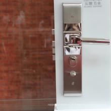 Forneça todos os tipos de fechadura de porta de cristal, fechadura da porta direita e esquerda, trava de porta deslizante resistente
