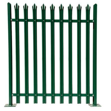 Conception de grilles pour clôture de palissade / maillon de chaîne (prix usine)
