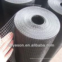 100 'malha de arame de concreto / 1,2 m de altura HDG filtro de rede / parede reforçar malha
