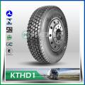 DOUBLE BONHEUR DR920 285 / 75R24.5 PNEU RADIAL