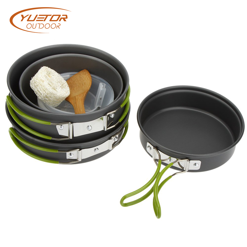 Cookout Picnic Cookware