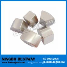 N35 Arc NdFeB Magnets