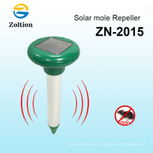 Zolition solar powered ultrasonic pest repeller with outdoor use, 650 square meter range ZN-2015