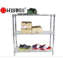 Estante regulable conveniente del zapato de exhibición del zapato