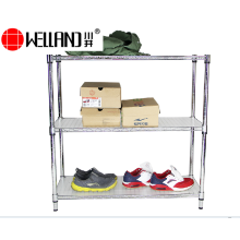Adjustable Convenient Shoe Display Rack Shelf