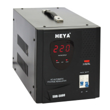 SDR Home Computer Relay Type 5KVA 5000W Voltage Stabilizer