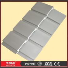 Paneles de Slatwall del PVC sótano