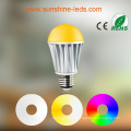 Bluetooth/WiFi RGBW 7W E26/E27 LED Lamp