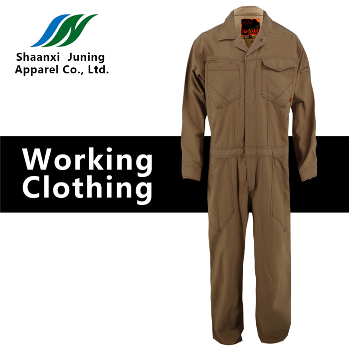 Khaki Work Clothes