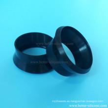 Lazo plástico elastomérico modificado para requisitos particulares de la goma de silicona de las bobinas