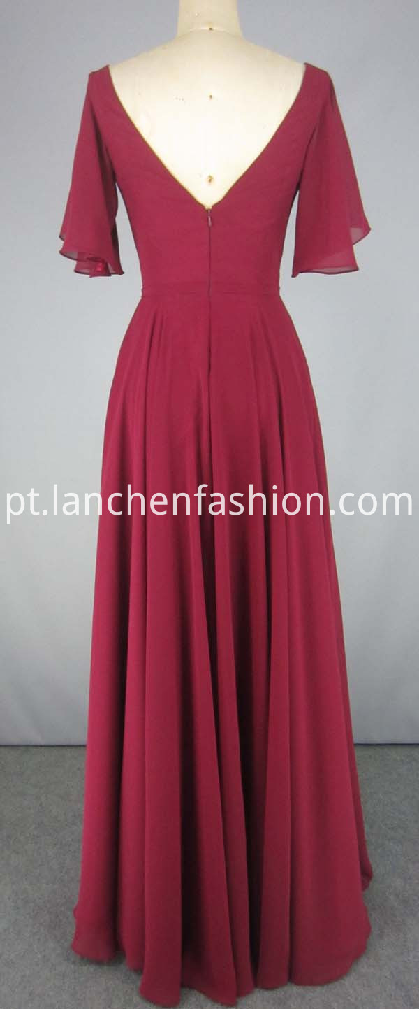 Chiffon Dress Styles