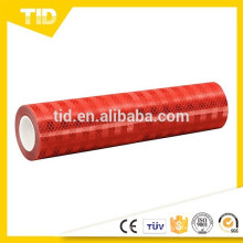 red reflective sheeting