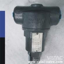 Vatac Class # 150lbs / Class # 300lbs Trampa de vapor termostática