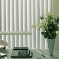 Stylish vertical blinds fow french door