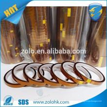 ZOLO fabrique des rubans adhésifs en ruban adhésif en fibre de mètre pour une caractéristique résistant à la chaleur