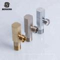 good price chrome plated brass angle valve