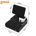 Wifi Pos Terminal Retail Hardware with  Printer
