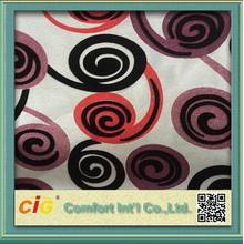 2015 Hot Sell 2 Color Tone Design Funiture Fabric