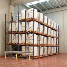 Metal Drive Through Racking System