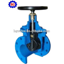 Resilient Seat DIN 3352 Gate Valve