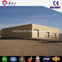 Building Construction Design, Metal Structure Warehouse (SSW-15257)