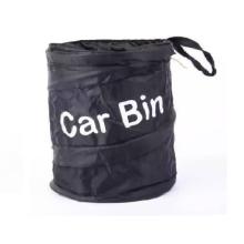 Lata de lixo de carro Lata de lixo de carro dobrável