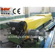 Metal square downspout falling tube forming machine steel pipe making machinery