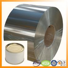 Selon la norme JIS imprimé et vernis fer-blanc électrique pour l'utilisation de l'emballage métallique