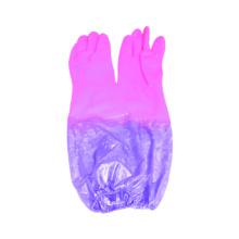 Interlock Liner with Latex Coated Work Glove PU Sleeve