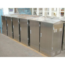 Stainless Steel Control Cabinet