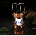 LED Solar Outdoor Emergency Rechargeable Camping Light