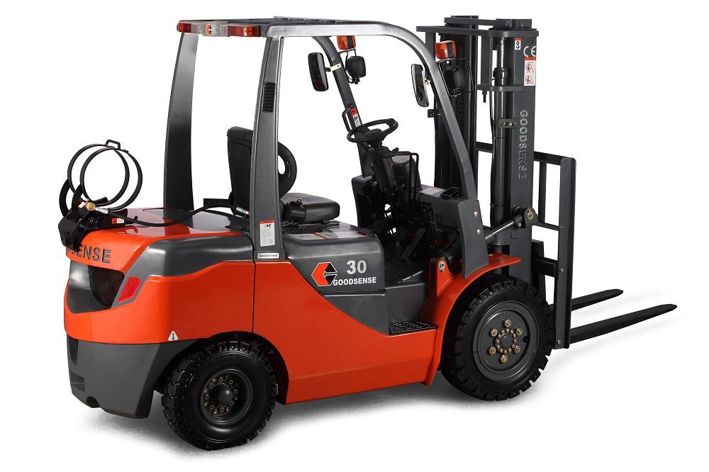 G-series LPG&Gasoline Forklift