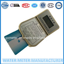 IC Card Prepaid Smart Water Meter