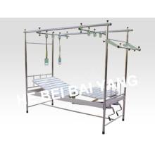 (A-143) Двухфункциональная наклонная ортопедическая тяговая кровать