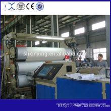Extrudeuse à vis simple PVC PP PVC (SJW)