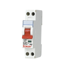 New Type Miniature Circuit Breakers 240V MCB