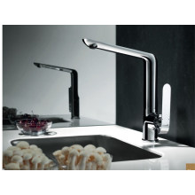 Grifos de agua del lavabo de la sola palanca (DH19)