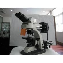 Optical Fluorescence Microscope (FL-606)